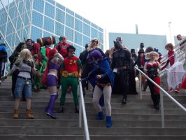AX2014 - Marvel/DC Gathering: 024 by ARp-Photography