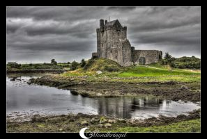 Ireland - Dunguaire Castle by Mondkringel