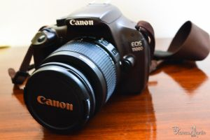 Canon EOS 1100D by bibiangka