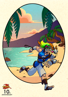 Jak and Daxter: The Precursor Legacy by EmtheLimey