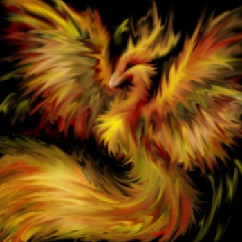 .:Smudge Pheonix:. by LadyUndead