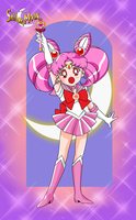 Sailor Chibi Moon by Isack503