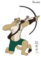Archery by timmylois2