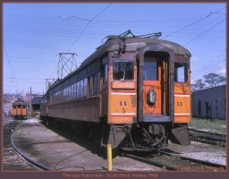 The Last Interurban by classictrains