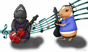 GH Guinea Pigs by LunarIceDragon