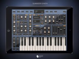 Sunrizer Synth App by geranatali