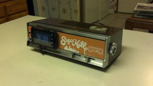 Custom Sugar Hill Gang Alarm Clock Smartphone Dock by oo7genie