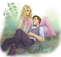 Violets by the-untempered-prism