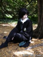 Young Severus Snape cosplay by MasterCyclonis1