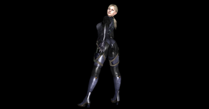Jill Valentine Dat Ass by nashdnash2007