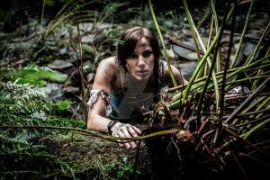 Tomb Raider: Survivor by JennCroft