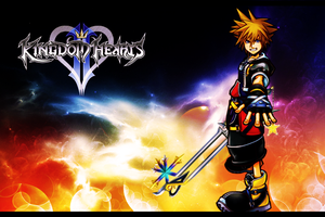 [KH2]Sora wallpaper by yoanribeiro