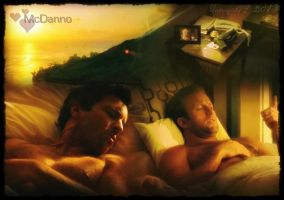 H50 - McDanno - Morning by Gatergirl79