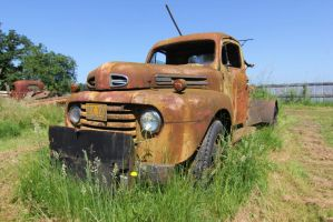 Forgotten Ford by finhead4ever