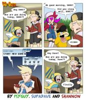 GGguys 86 Poke'mon Gold by SupaCrikeyDave