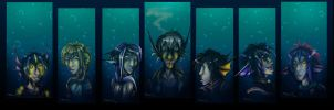 Tibumeru : Smokey Waters by Tarzz96