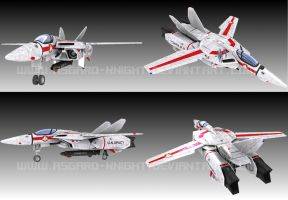 VF-1J Battle Damage Version by asgard-knight
