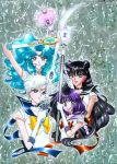 Outer Senshi by Fighter-chan