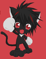Leo the Cat by ArcherKitteh