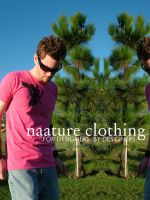 Naature Clothing Ad 03 by precurser