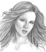 Kate Beckinsale by Artistic-mama84