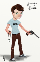 Young Dean by muk1