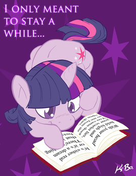 Twilight Sparkle by K-Bo. by kevinbolk