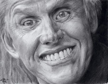 Gary Busey by G00NEYT00NS