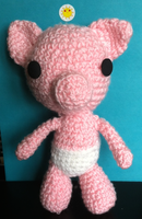 Baby Piglet by Flomixi