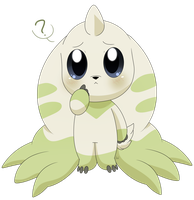 Terriermon by Cookie-Kit