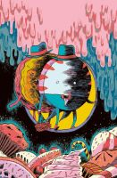 Adventure Time variant cover by evelmiina