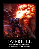 StarCraft: Overkill by Wolfblade670
