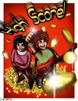 High Score by peanutfilbert