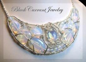 Sailing Moon by blackcurrantjewelry