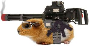 Ultimate Hamster Weapon MKII by Turbocharge0