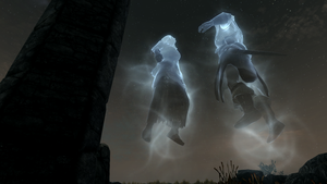 Skyrim - Ghosts by NDC880117