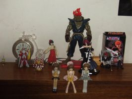 Figures by Ditt-The-SoulEater