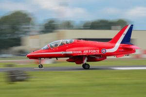Red Arrow by vipmig
