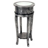 Buy the Exclusive Blackened Furniture and Silver F by world-interiors
