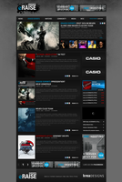 eSport Layout 8 by SEBEKK