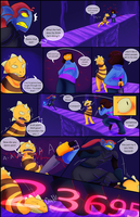 The Undying -- Pg 1 (Undertale Spoilers) by the3Ss
