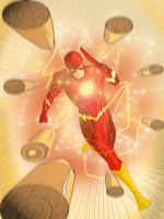 The Flash by patoftherick