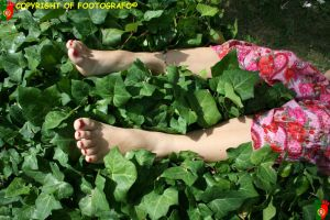 Ecological Feet 1 by Footografo