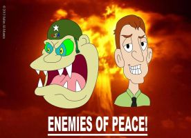 Enemies of Peace! by TheUnisonReturns