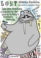 Sir William Walrus by AustralianReject182