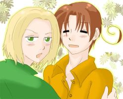 APH - We're, like, BFF by MasterFranny