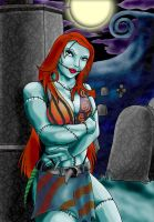 Sally-Tearanon Style colored by Tearanon