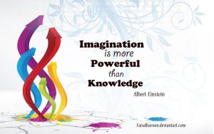 Power of imagination by Faisalharoon