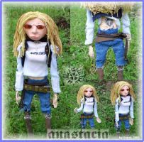 Anastacia puppet by die-sonni