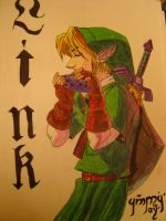 Link by CandyChick